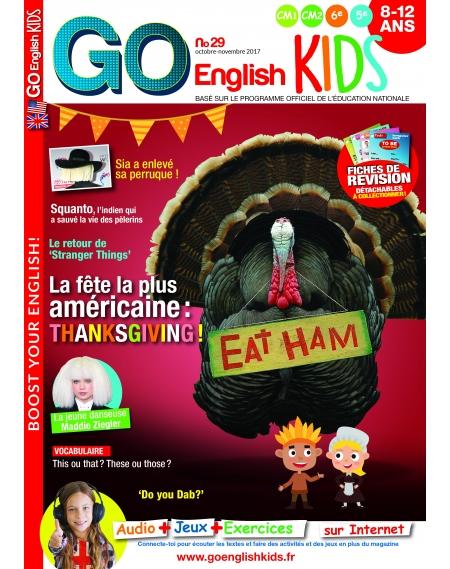 Go English Kids N°29