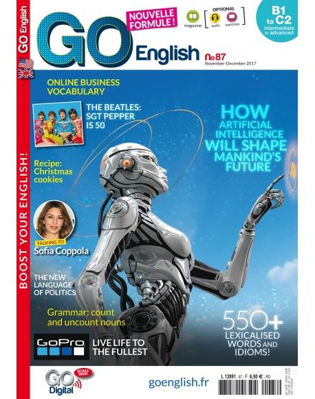 Go English N°87