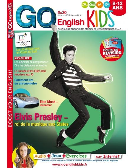 Go English Kids N°30