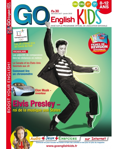 Go English Kids N°30
