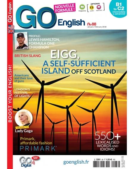 Go English N°88