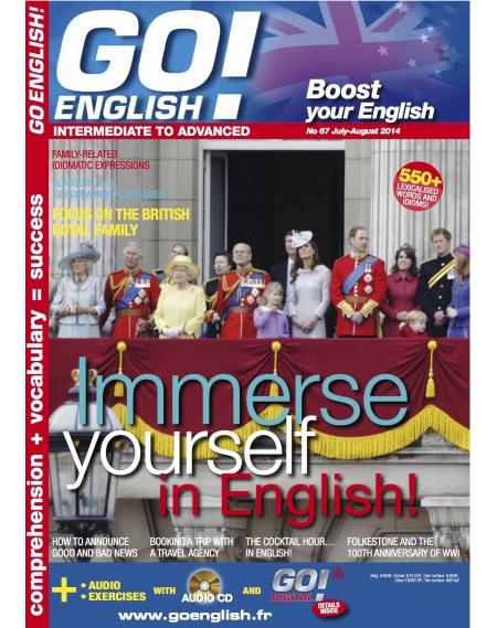 Go English N°67
