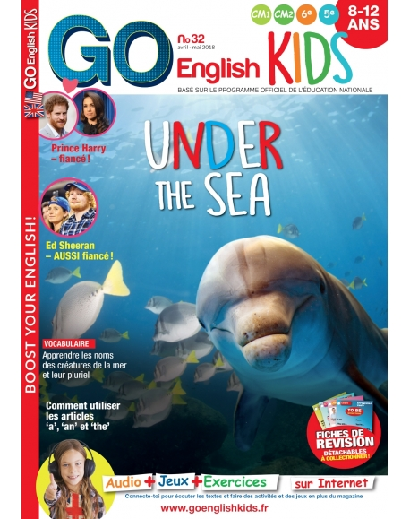 Go English Kids N°32