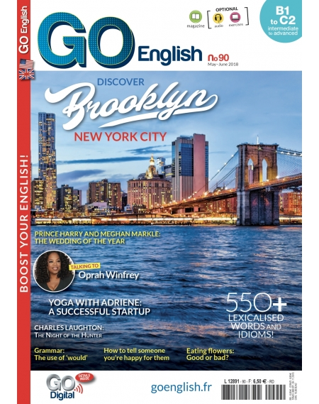 Go English N°90