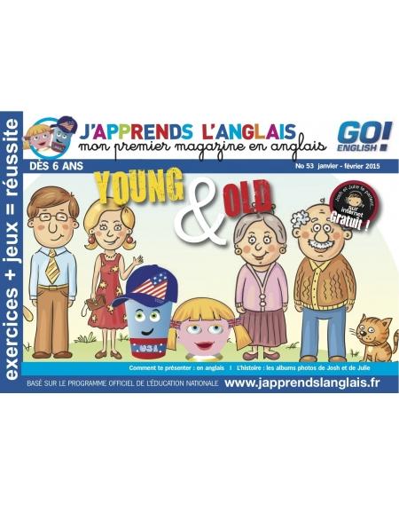 J'apprends l'anglais N°52