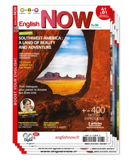 1 an : English Now