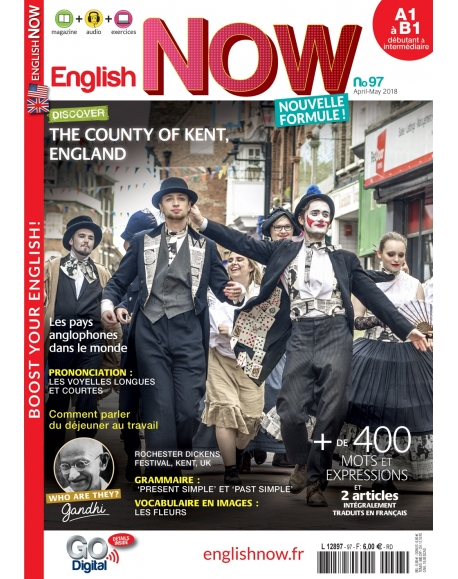 English Now N°97