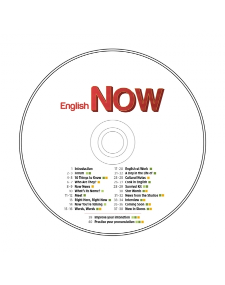 CD Audio English Now