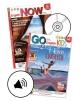 1 year: English Now + Go English Kids + audio