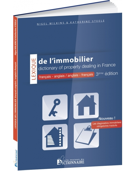 Dictionary of property dealing in France