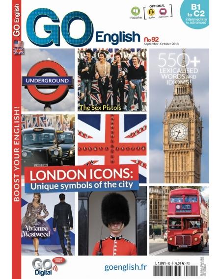 Go English N°92