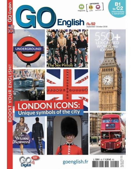 Go English N°91