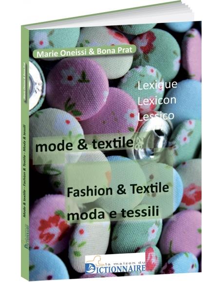 Lexique de la mode