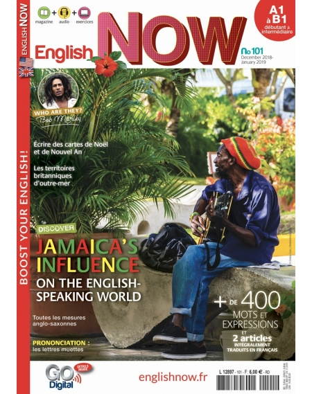 English Now N°101