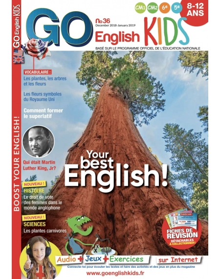 Go English Kids N°36