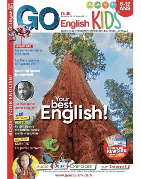 Go English Kids no36