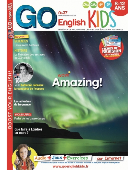 Go English Kids N°37