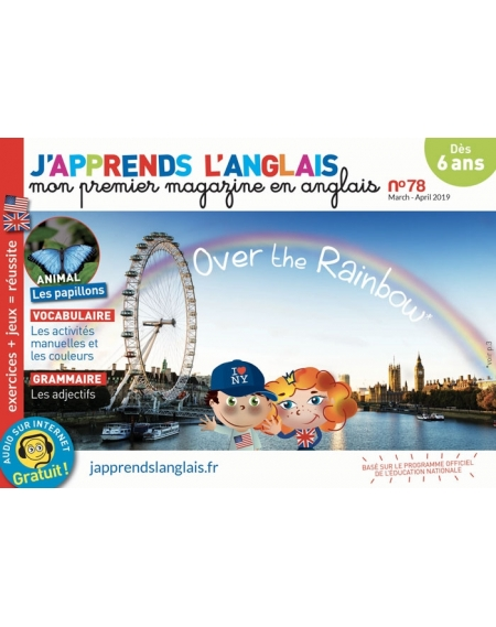 J'apprends l'anglais N°78