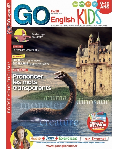 Go English Kids N°38