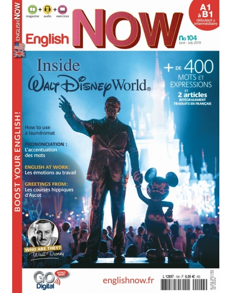 English Now N°104