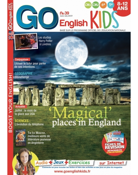 Go English Kids no39