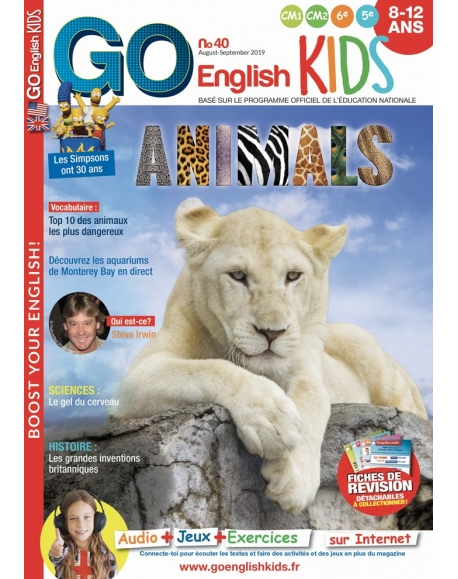 Go English Kids N°40