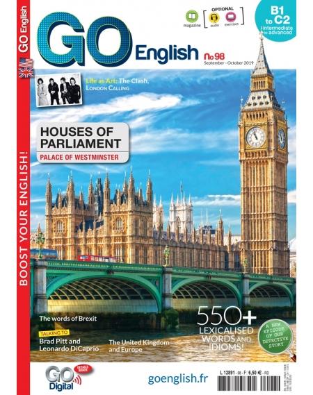 Go English N°98
