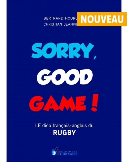 Dictionnaire bilingue du rugby