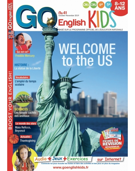 Go English Kids no41