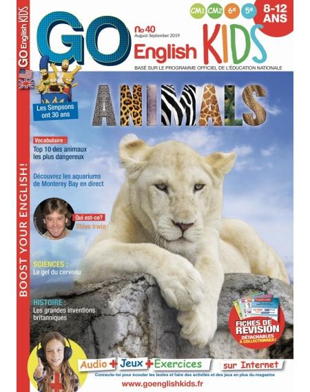 Go English Kids N°40