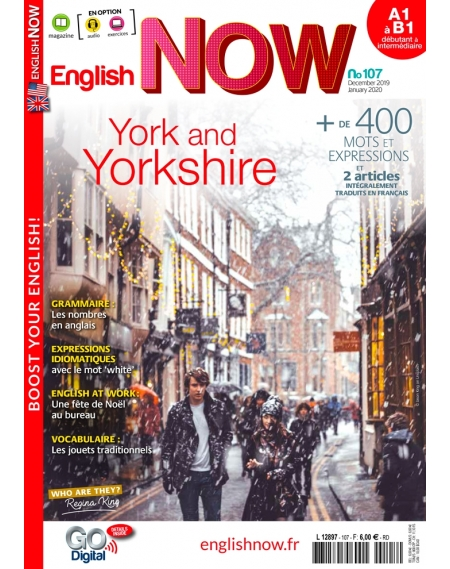 English Now no107