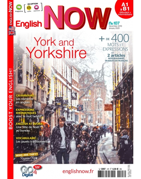 English Now N°107