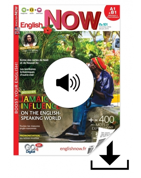 2 ans : English Now + audio telechargeable