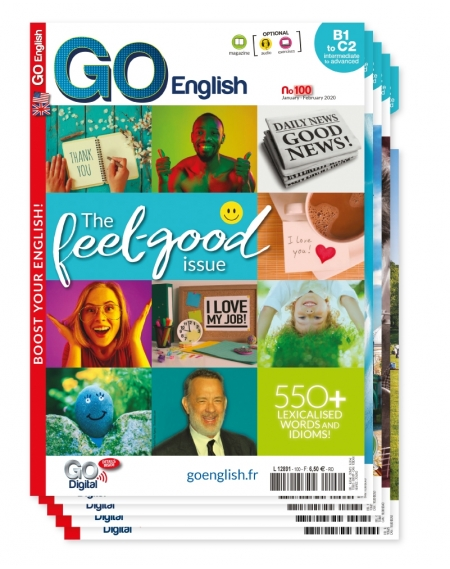 1 an : Go English