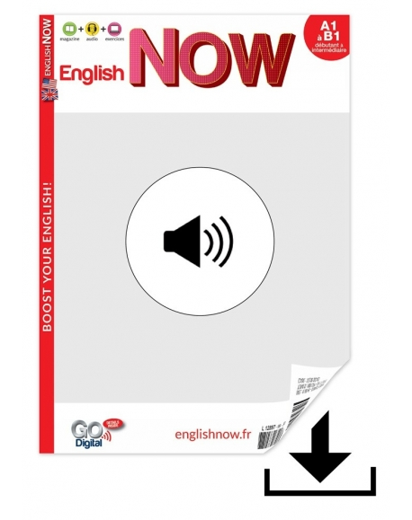 English Now audio telechargeable