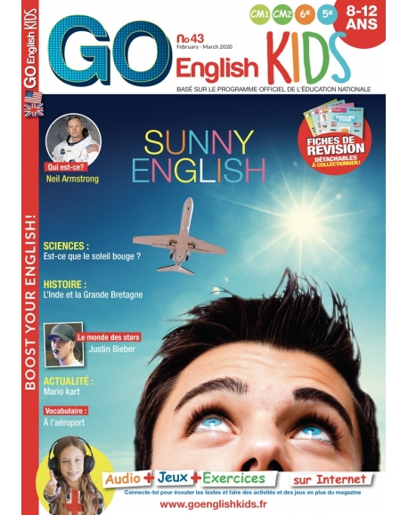 Go English Kids no43