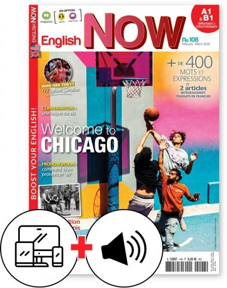 E-English Now 108