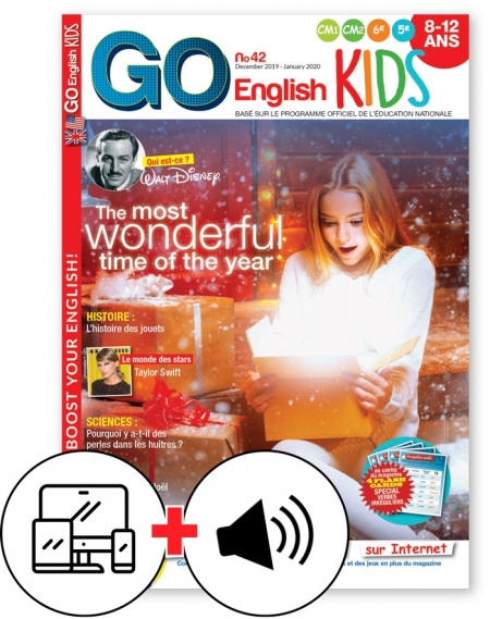 E-Go English Kids n°42