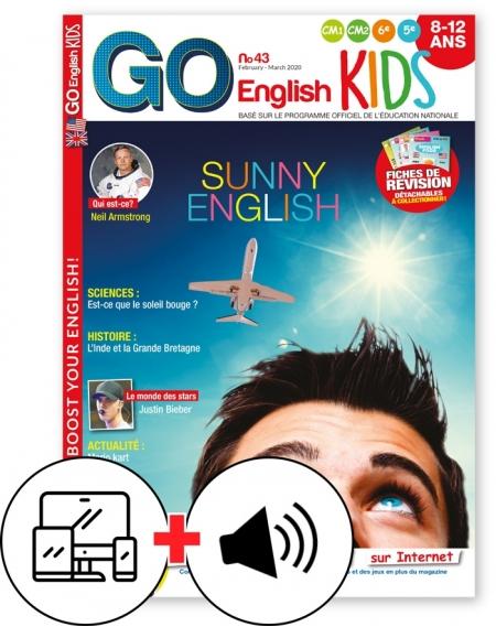 E-Go English Kids no43