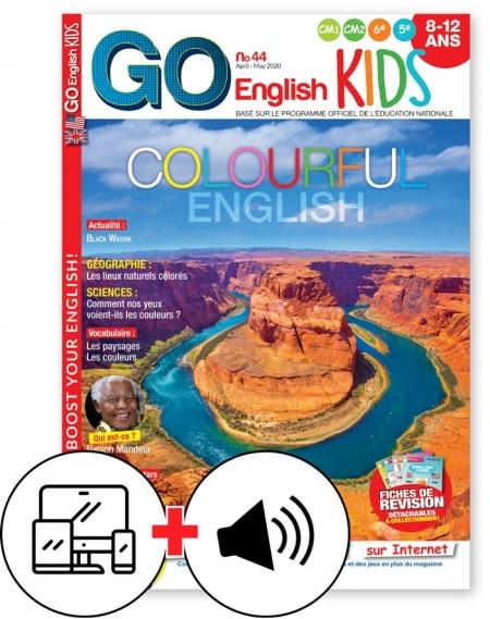 E-Go English Kids n°44
