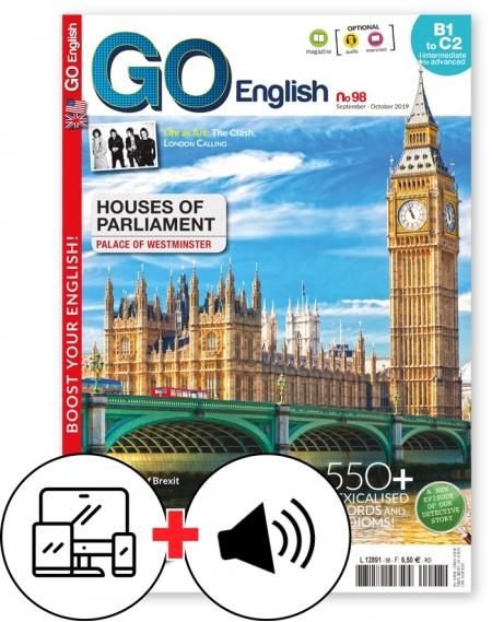 E-Go English n°98
