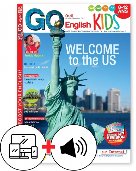 E-Go English Kids n°41