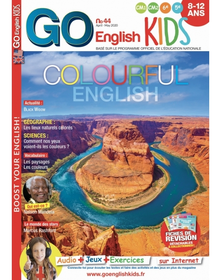 Go English Kids n°44