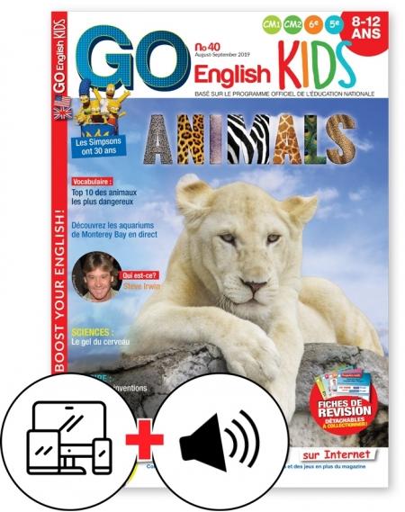 E-Go English Kids n°40