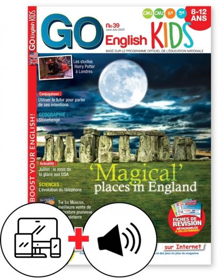 E-Go English Kids n°39