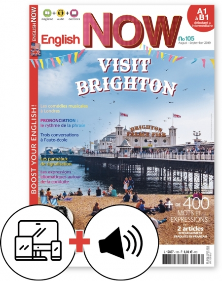 E-English Now n°105
