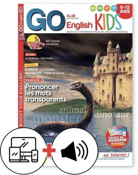 E-Go English Kids no38