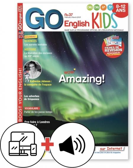 E-Go English Kids n°37