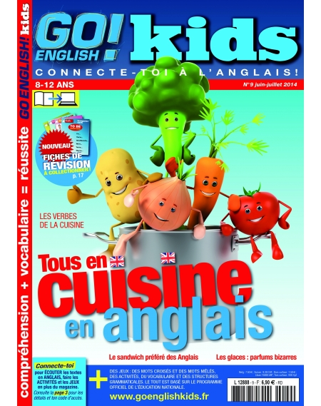 Go English Kids N°9