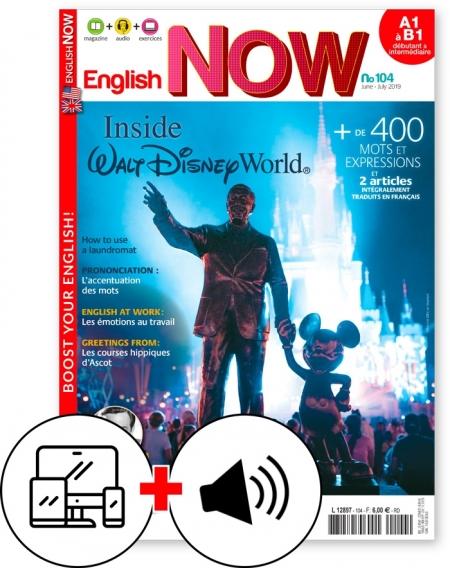 E-English Now n°104